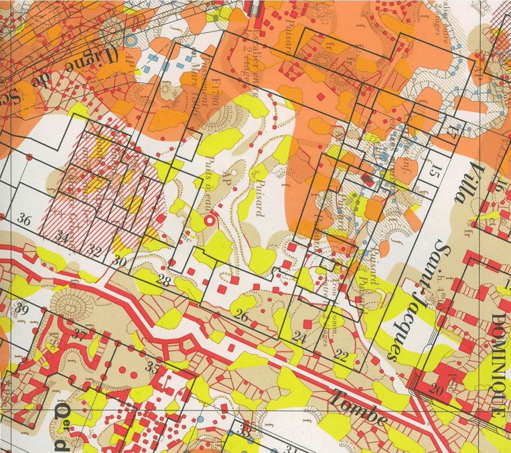carte geosoltec bureau d etudes geotechnique ile de france