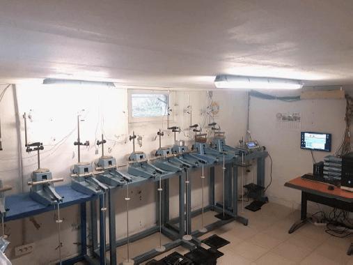 laboratoire geosoltech bureau geotechnique paris